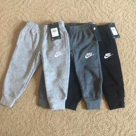 Toddler Boys Nike Sweatpants NWT